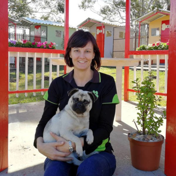 Sunel Kettels in the Paws and Claws Pooch Village